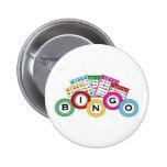 Bingo Pinback Button