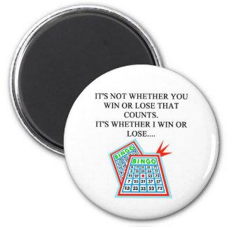 bingo player gifts fridge magnet