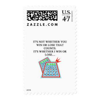 bingo player gifts postage