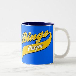 Bingo Player Mug
