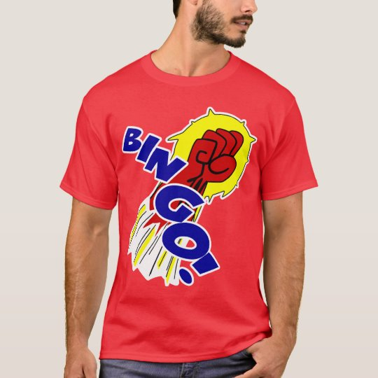 Bingo Punch! T-Shirt