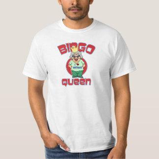 Bingo Queen - Customize T-Shirt