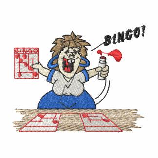 Bingo Scene Hoodies