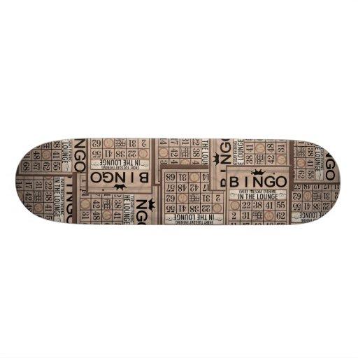 Bingo Skateboard