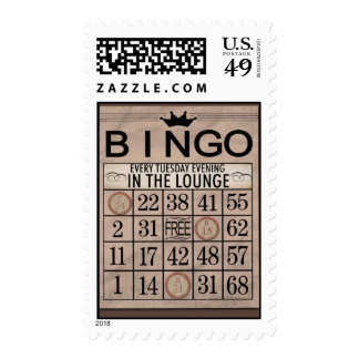 Bingo Stamps