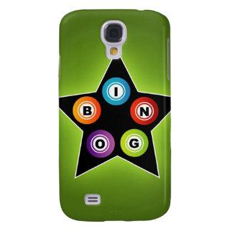 Bingo Star Samsung Galaxy S4 Cover