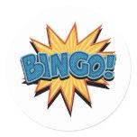 Bingo! stickers