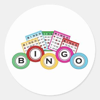 Bingo Sticker