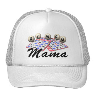 Bingo T-shirts and Gifts. Trucker Hat