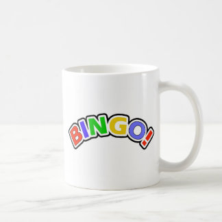 Bingo Taza De Café