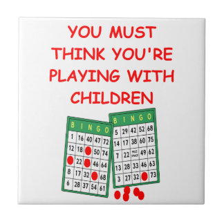 bingo tiles