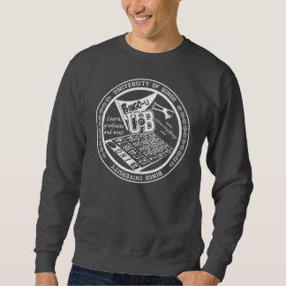 Bingo University discreet Official Seal sweatshirt