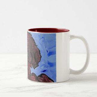 Binki's Dog Art Mug