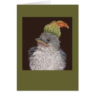 Binks the baby mockingbird card