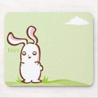 Binky Bunny Mousepad