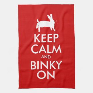 BINKY ON! KITCHEN TOWEL