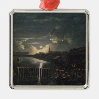 Binnenalster, 1764 metal ornament