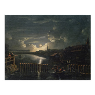Binnenalster, 1764 postcard