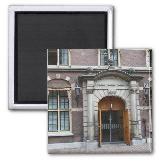 Binnenhof 19 2 inch square magnet