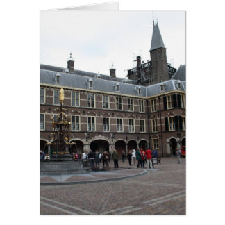 Binnenhof Card