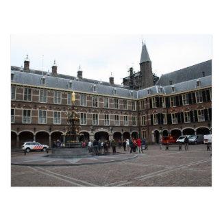 Binnenhof Postcard