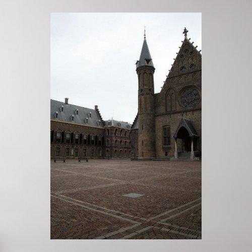 Ridderzaal and Binnenhof, Den Haag