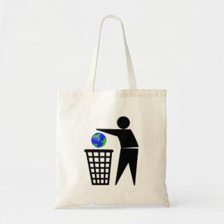 Binning the Earth Bag