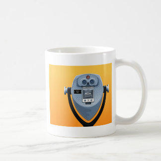 Binocular Viewer Coffee Mug