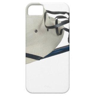 BinocularsPithHelmetButterflyNet021613.png iPhone SE/5/5s Case