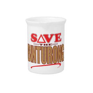 Binturong Save Drink Pitcher