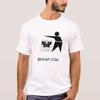 Binuaf.com official tshirt
