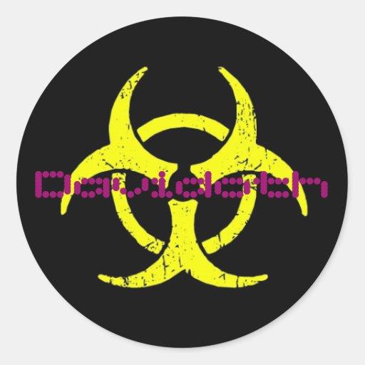 bio1, Davidoth Sticker