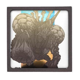 Bio Beast: Steel Latch Keepsake Box