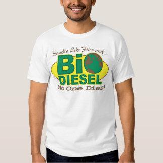 Bio camiseta diesel remeras