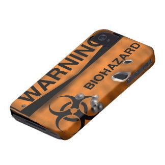 Bio caso del iPhone 4/4S de la identificación de iPhone 4 Coberturas