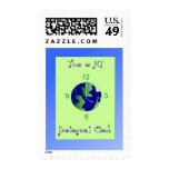 Bio-Clock Stamp