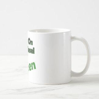 bio diesel coffee mug