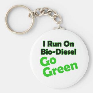 bio diesel keychain