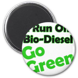 bio diesel magnet