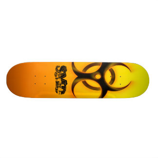 Bio Flame skateboard