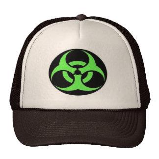 bio hazard cap trucker hat