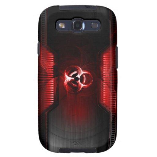 Bio-Hazard Case Galaxy S3 Cases