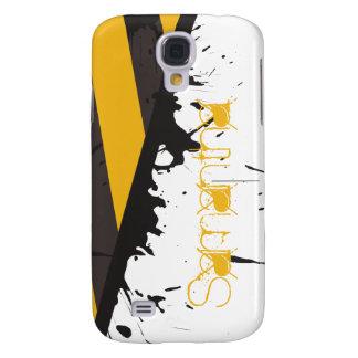 Bio Hazard Caution Tape Crime iPhone 3 Speck Case Galaxy S4 Case