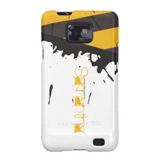 Bio Hazard Caution Tape Crime Samsung Galaxy Case Samsung Galaxy S2 Cover