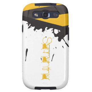 Bio Hazard Caution Tape Crime Samsung Galaxy Case Samsung Galaxy S3 Cases