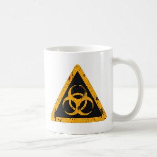 Bio Hazard Coffee Mugs