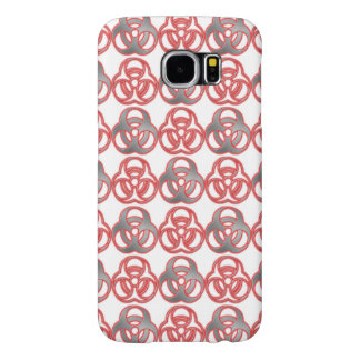 Bio Hazard Deluxe Samsung Galaxy S6 Case