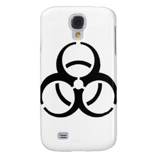 Bio Hazard Icon Samsung Galaxy S4 Covers