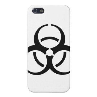 Bio Hazard Icon iPhone 5 Cover