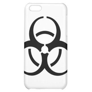 Bio Hazard Icon iPhone 5C Cases
